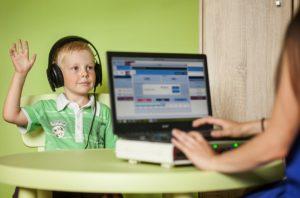 test uwagi słuchowej dziecka